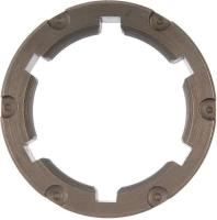 Wheel Axle Spindle Nut (Pack of 2) 615-132