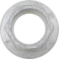 Wheel Axle Spindle Nut 615-144