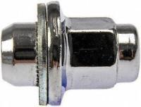 Wheel Lug Nut (Pack of 10) 611-277