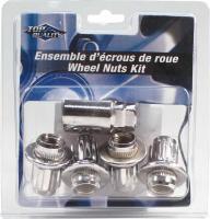 Wheel Lug Nut Lock Or Kit