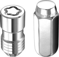 Wheel Lug Nut Lock Or Kit (Pack of 10) by TRANSIT WAREHOUSE